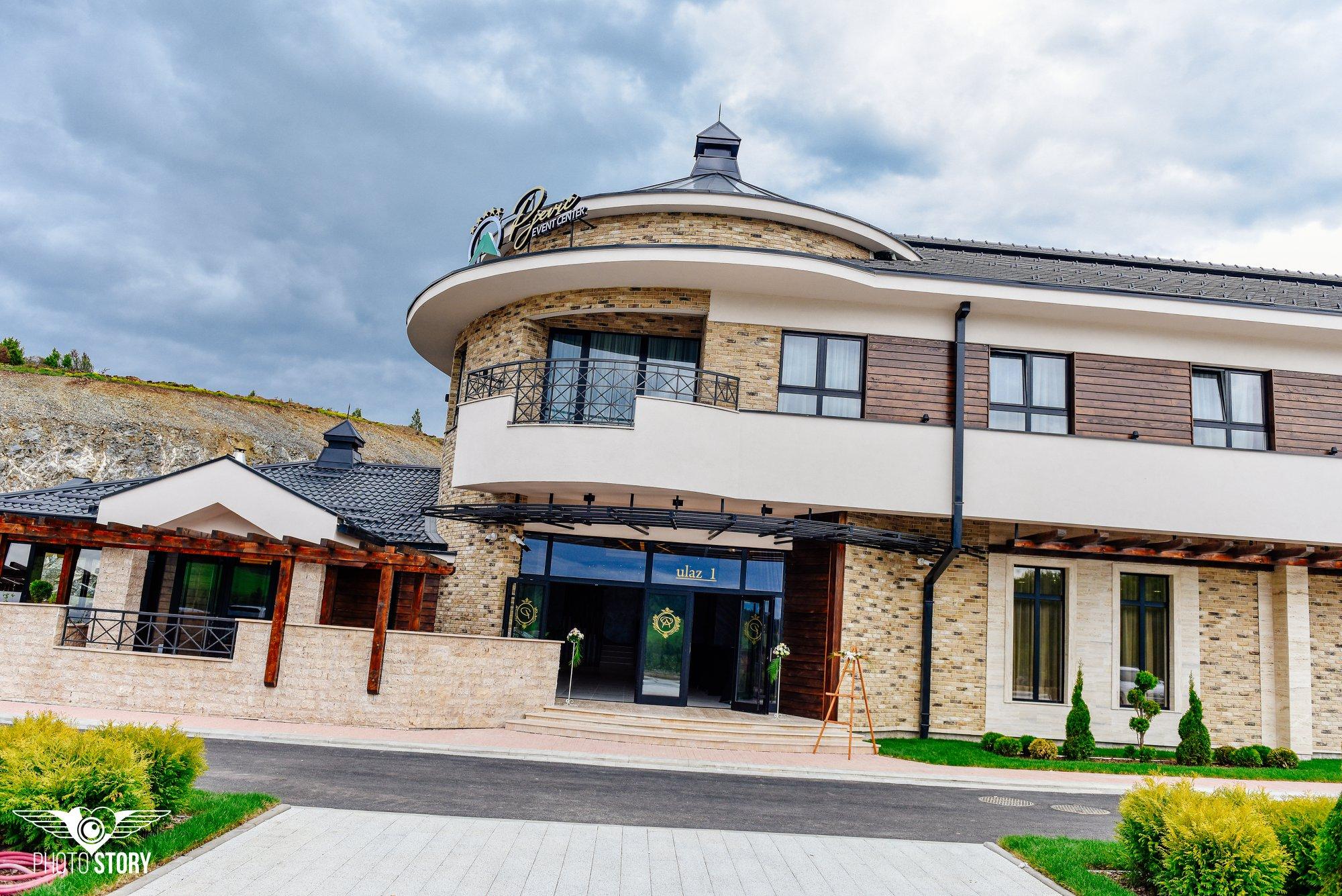 Pjevic event centar - sala za svadbe zlatibor